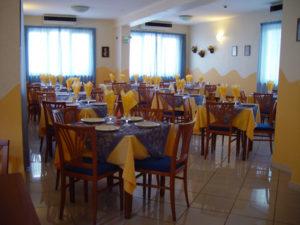 Sala Da pranzo Hotel Rimini