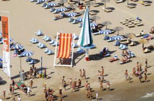 eventi rimini in spiaggia